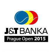 "Logo des Turniers ""J&T Banka Prague Open 2015"""
