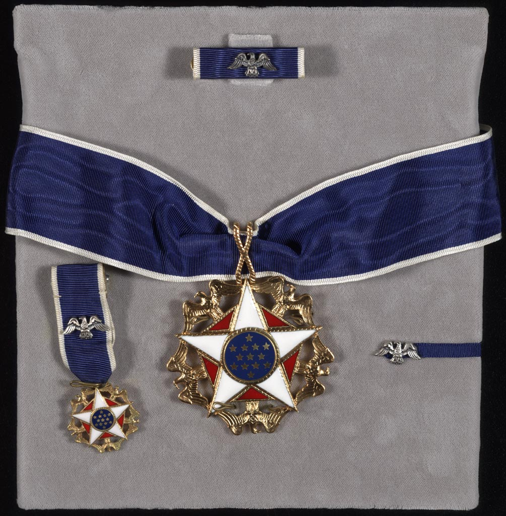 Presidential Medal Of Freedom –