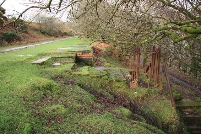 Burrator And Sheepstor Halt Railway Station Wikipedia
