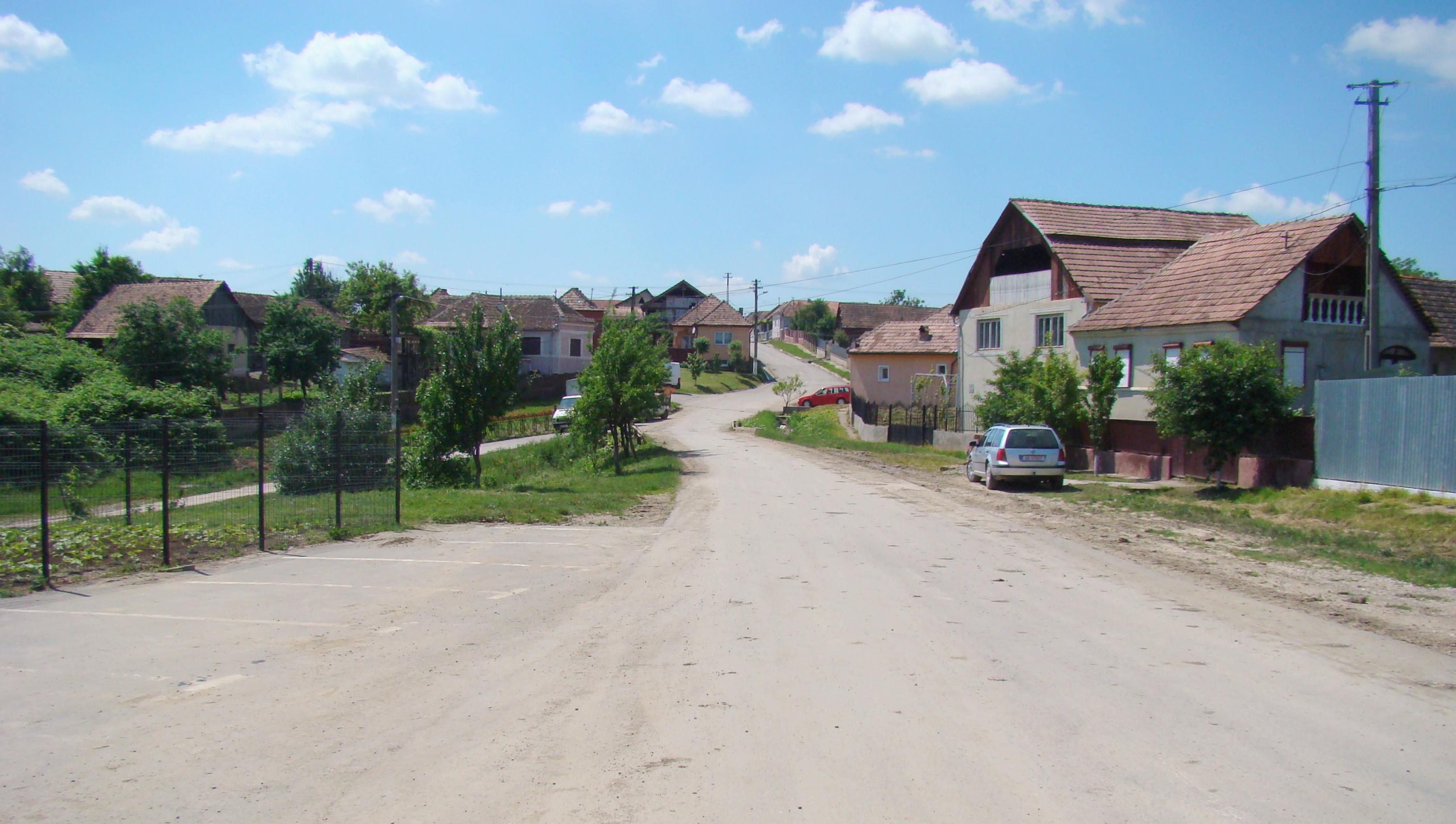 Capalna de Jos, Romania. The sample in Kanye + Jay-Z's song ...