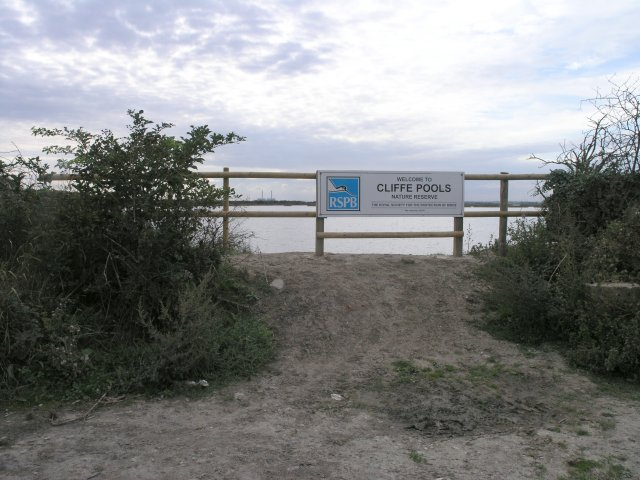 RSPB Cliffe Pools Nature Reserve - geograph.org.uk - 43897