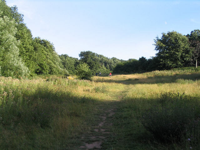 Rivacre Valley Country Park - geograph.org.uk - 213937