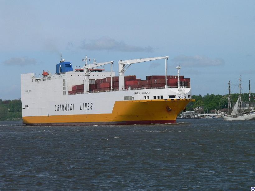 construction equipment shipping