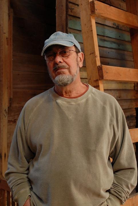 Portrait of Robert Mangold