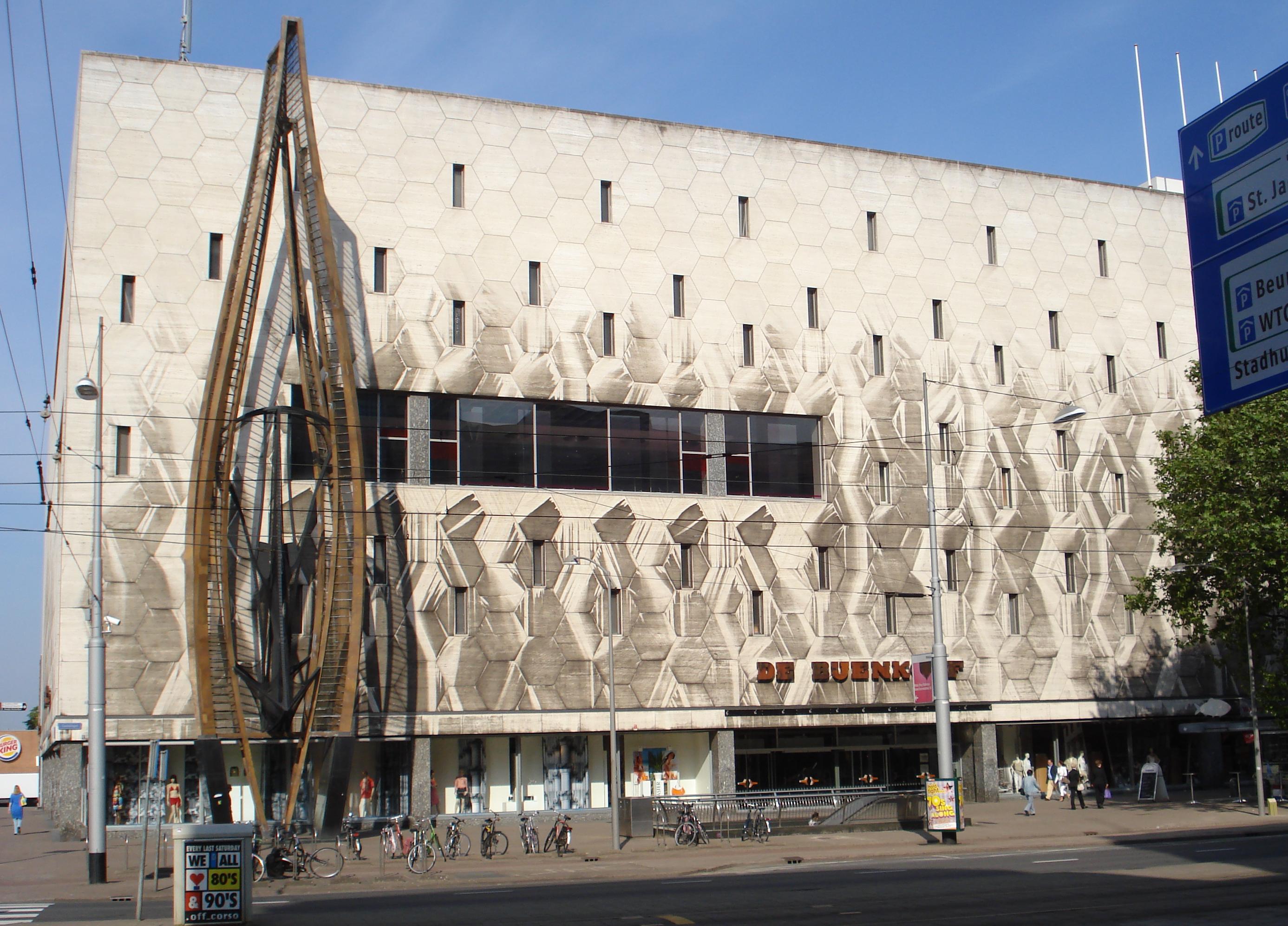 09be1afbd79 De Bijenkorf (Rotterdam) - Wikipedia