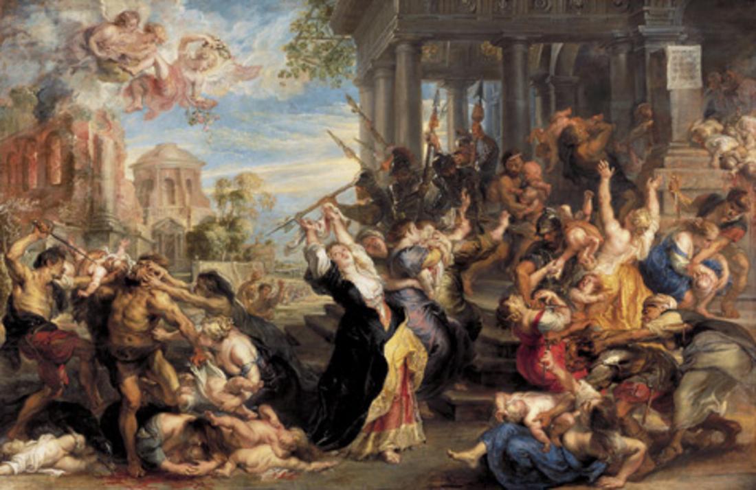 Pin King Herod Killing Babies Pushchairs on Pinterest