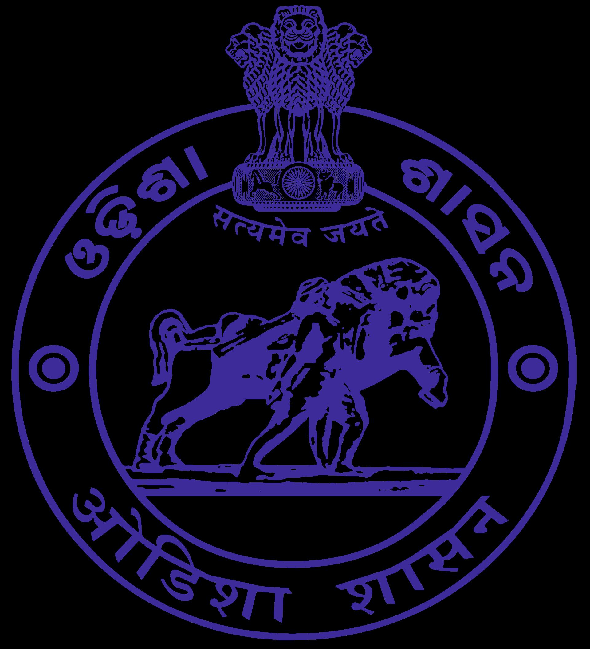 Image result for odisha govt logo