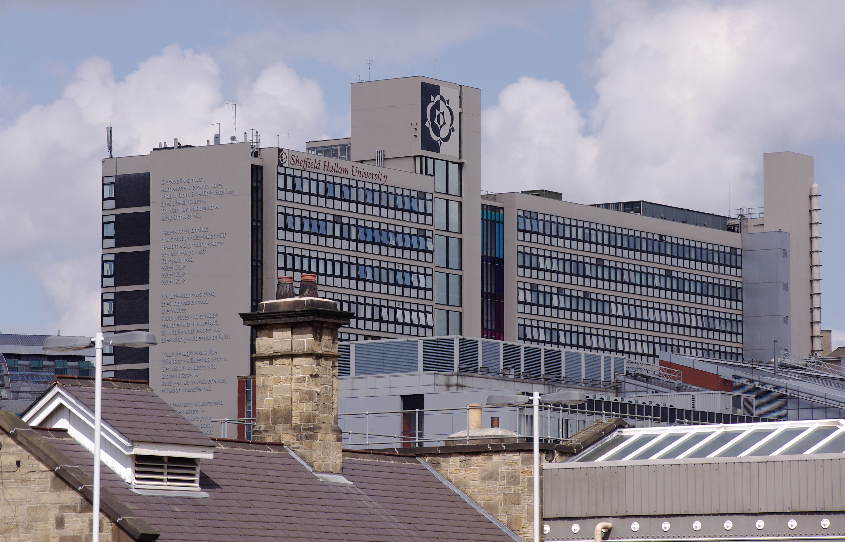Sheffield Hallam University Room Hire Discount