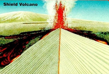 Volcano In Arkansas