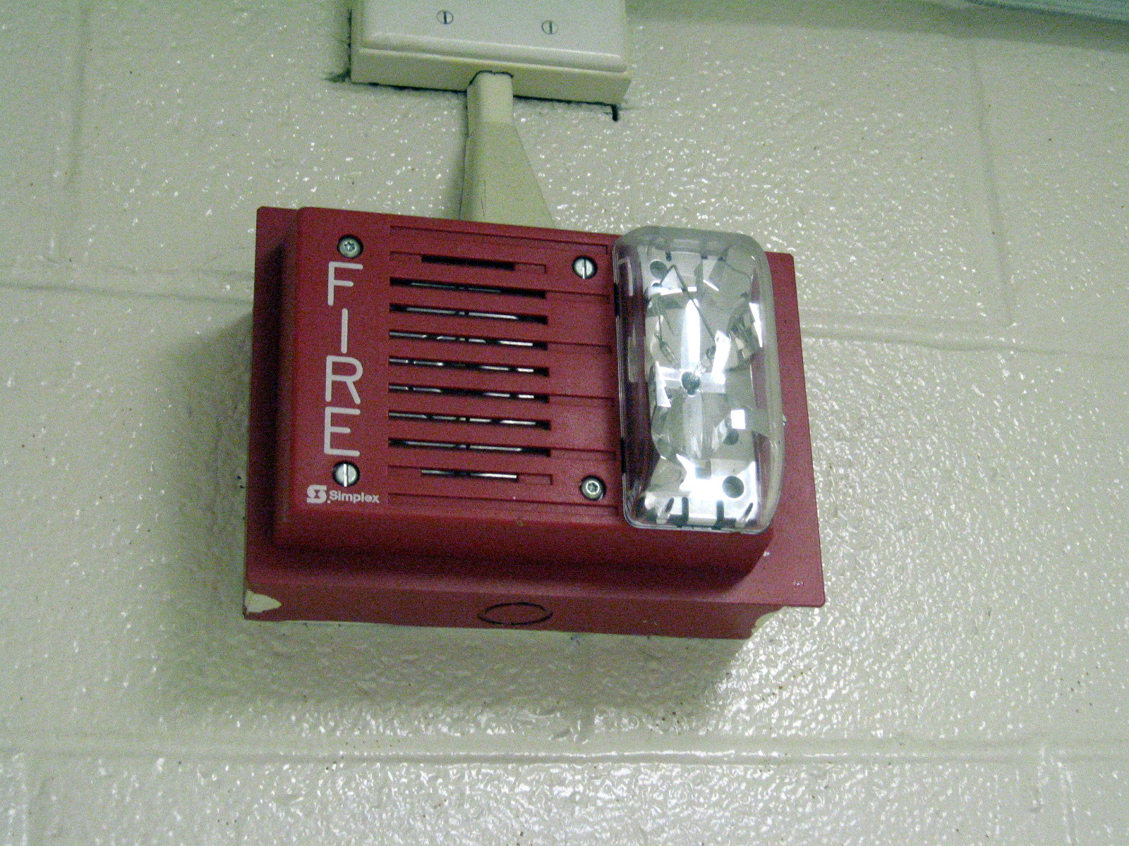 Onsite Paging likewise Adt 5050 001 also Simplex 2901 9838 also Wheelock As24110w together with Watch. on fire alarm strobe