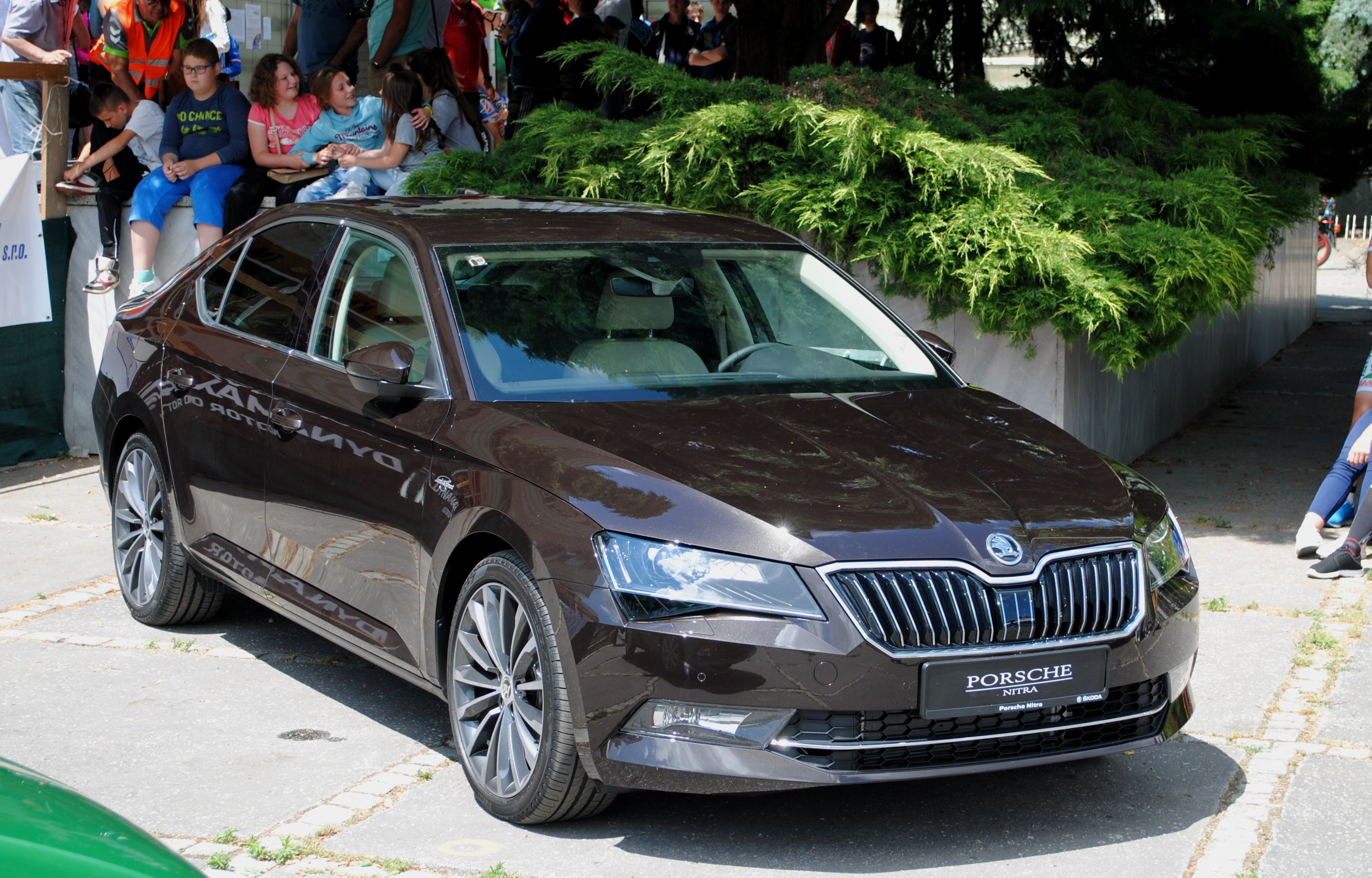 File Skoda Superb B8 Front View Jpg