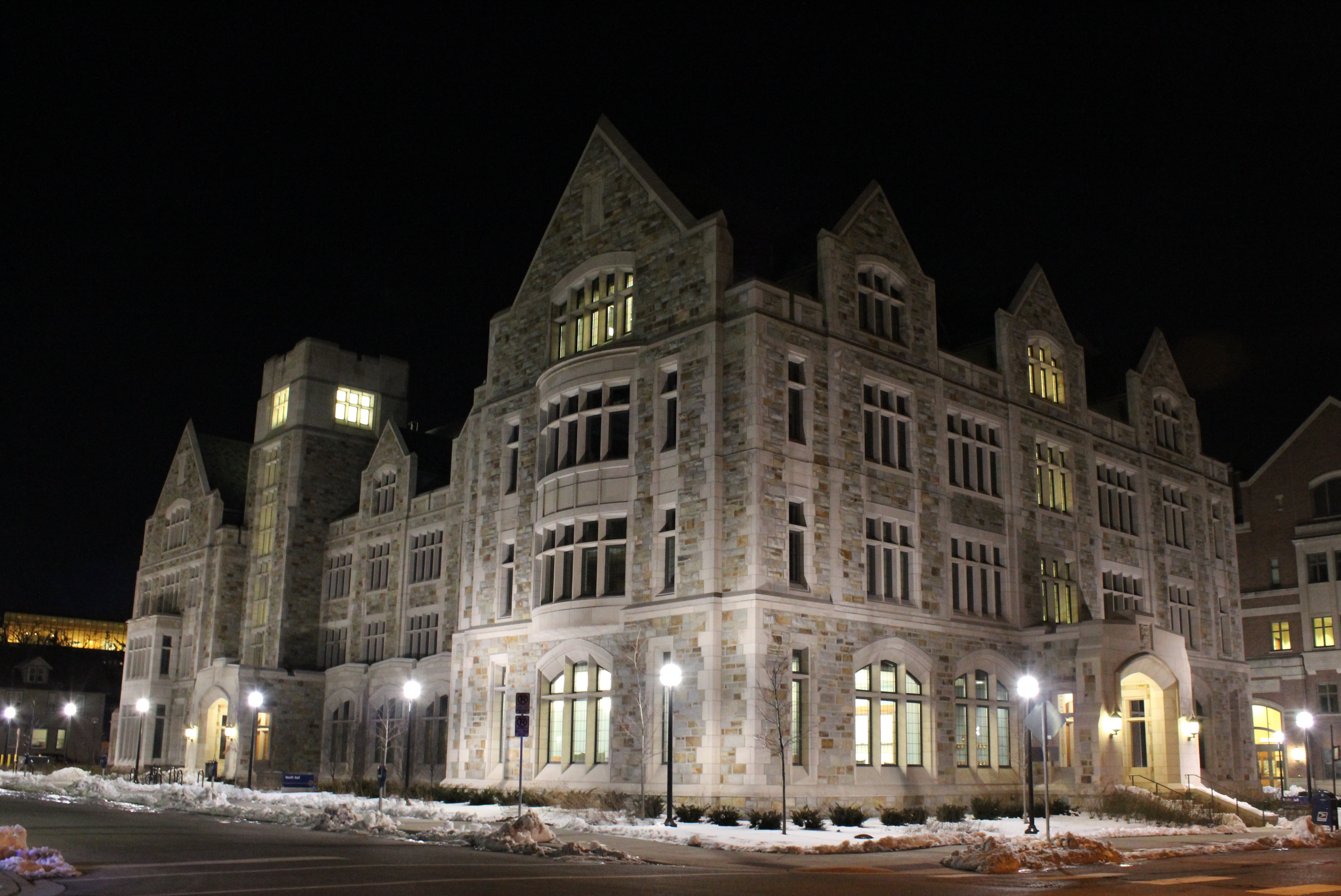 Michigan State Law School >> File South Hall Academic Building University Of Michigan