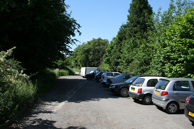 Southwell Trail car park - geograph.org.uk - 838547