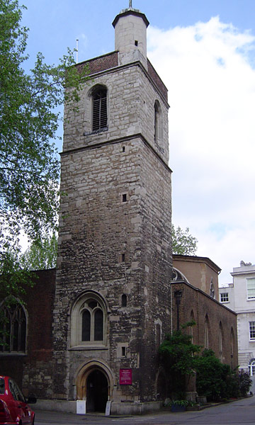 St Bartholomew-the-Less