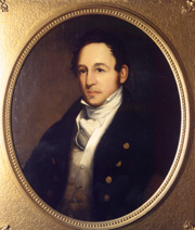 Stevenson Archer (1786–1848) Judge and United States Representative from Maryland