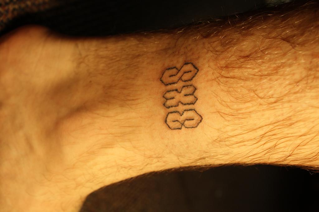 Straight Edge Tattoos: File:Straight Edge Tattoo.jpg