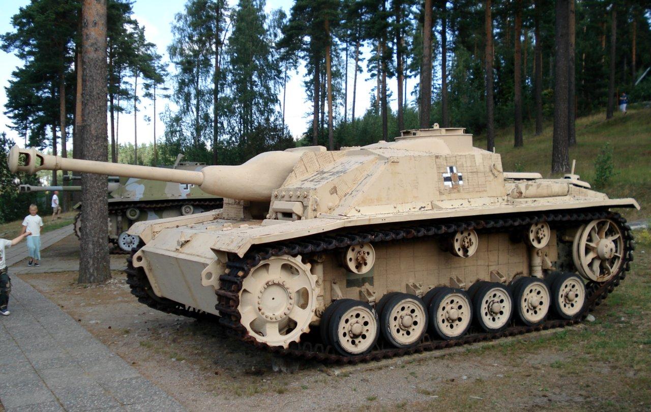 Armored Vehicles For Sale >> File:Stug III parola 2.jpg - Wikimedia Commons