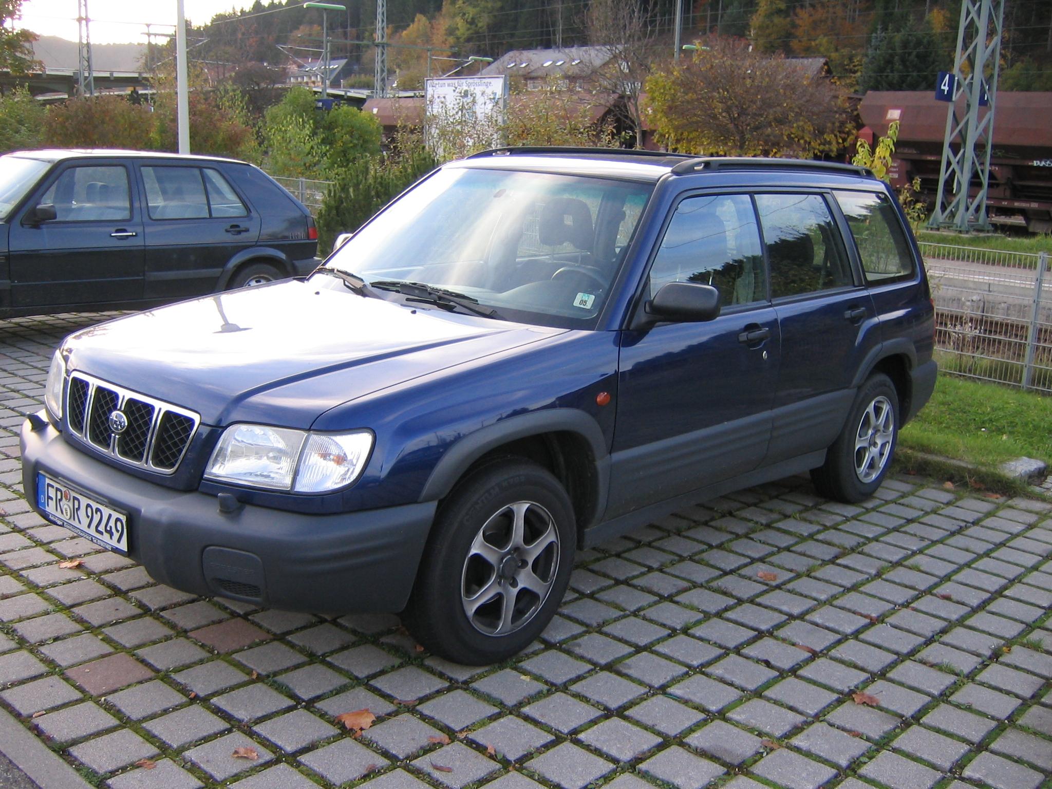 Subaru Forester 2 0 Html Autos Post