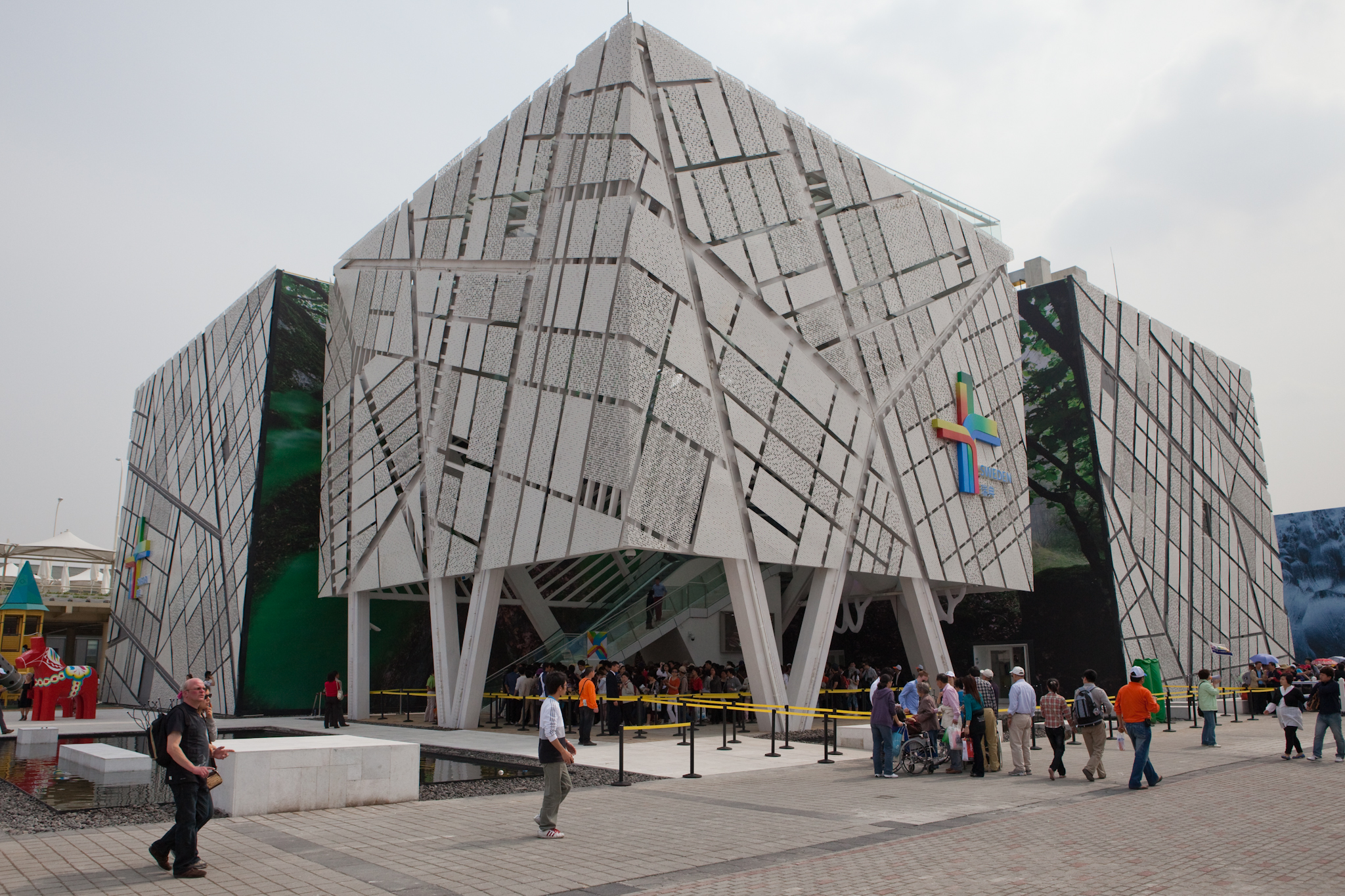 File:Sweden\u0027s Pavillion at the 2010 World Expo in Shanghai.jpg ...
