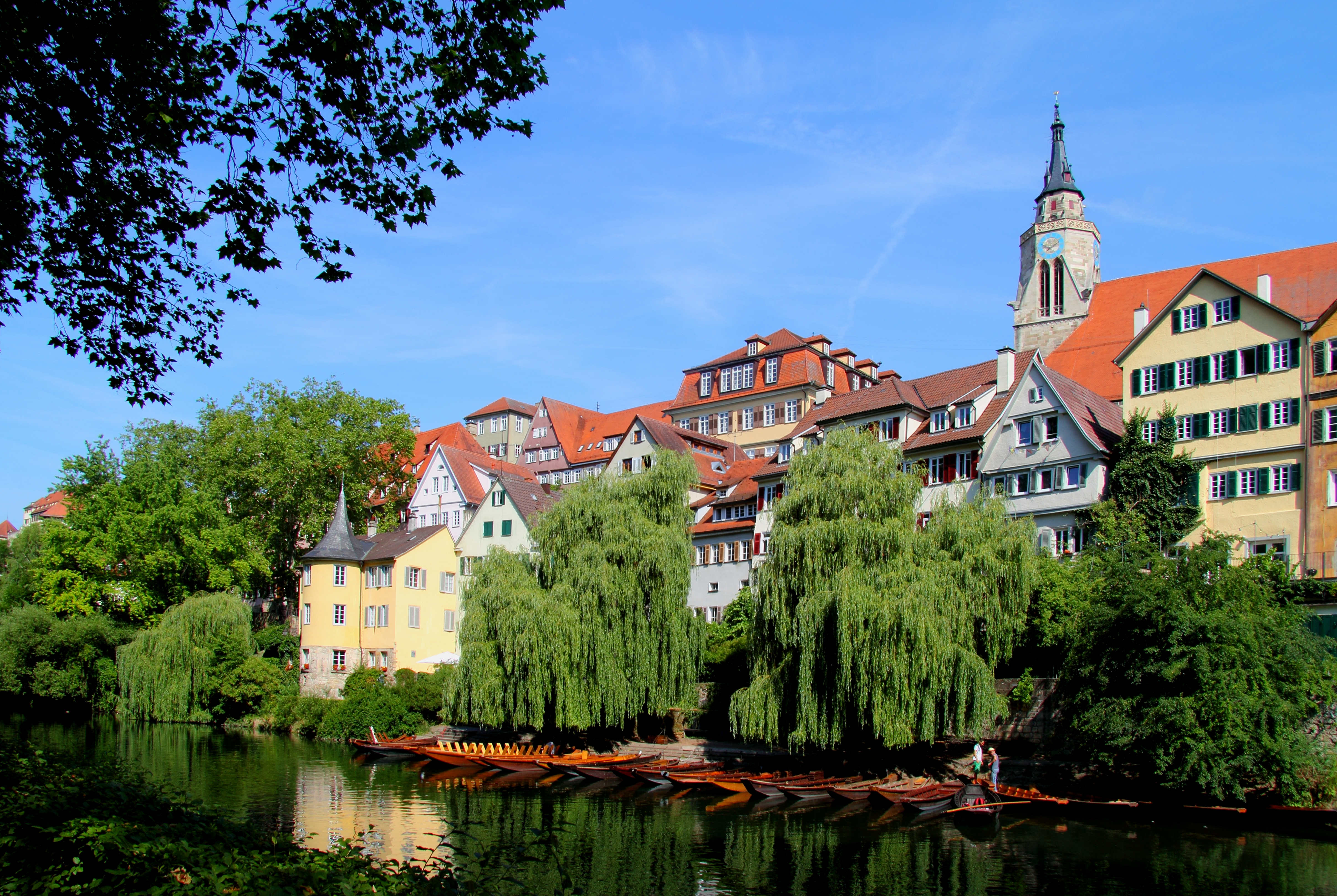 Tübingen Reiseführer Auf Wikivoyage