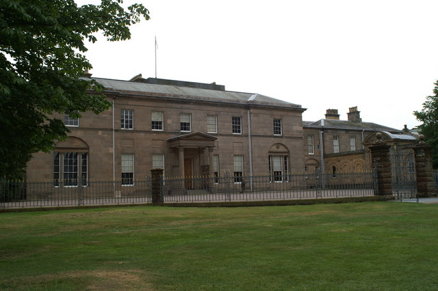 Tatton Hall - geograph.org.uk - 1000685