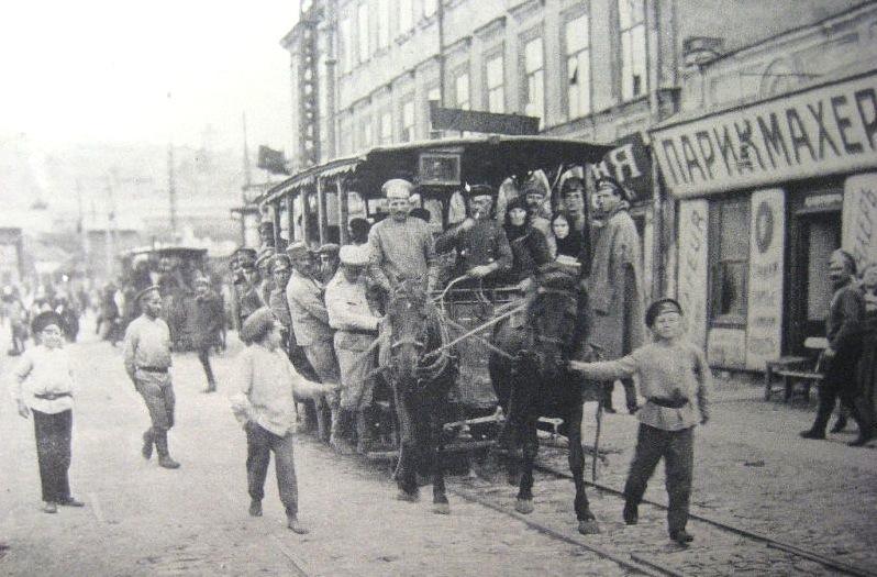 Život u Rusiji nekada davno - Page 2 Tavarish_in_odessa_1917