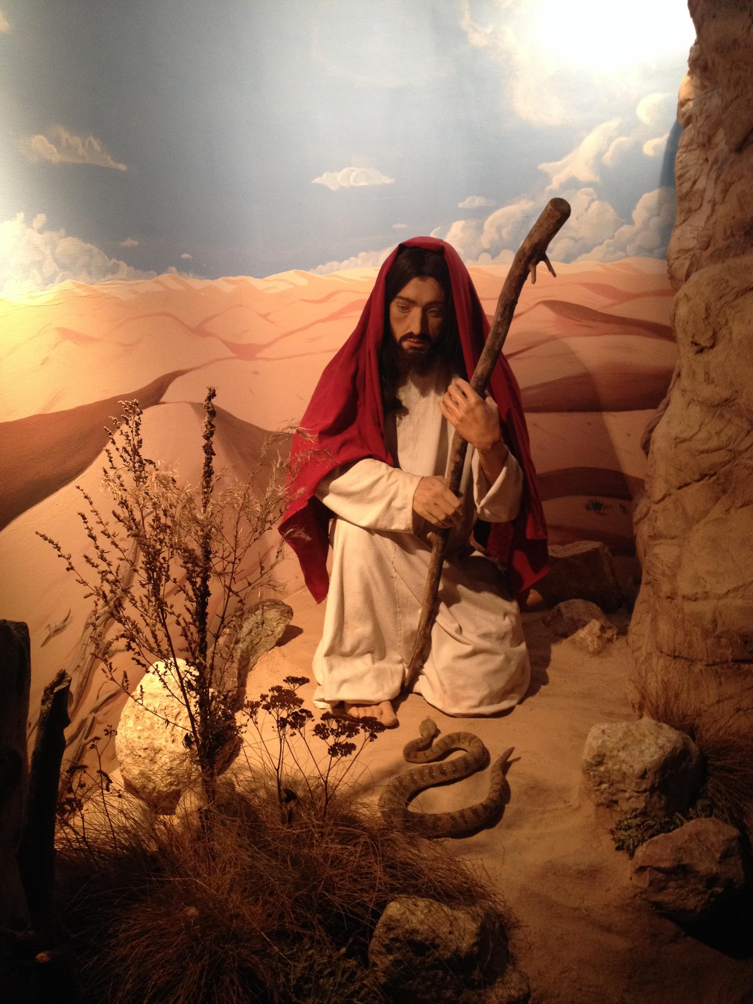 Suy niệm Chúa nhật I Mùa Chay - Năm C