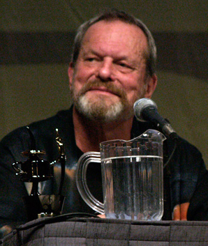 Gilliam at the 2009 San Diego Comic-Con Intern...