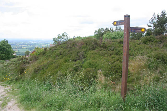 The Gritstone Trail - geograph.org.uk - 856900