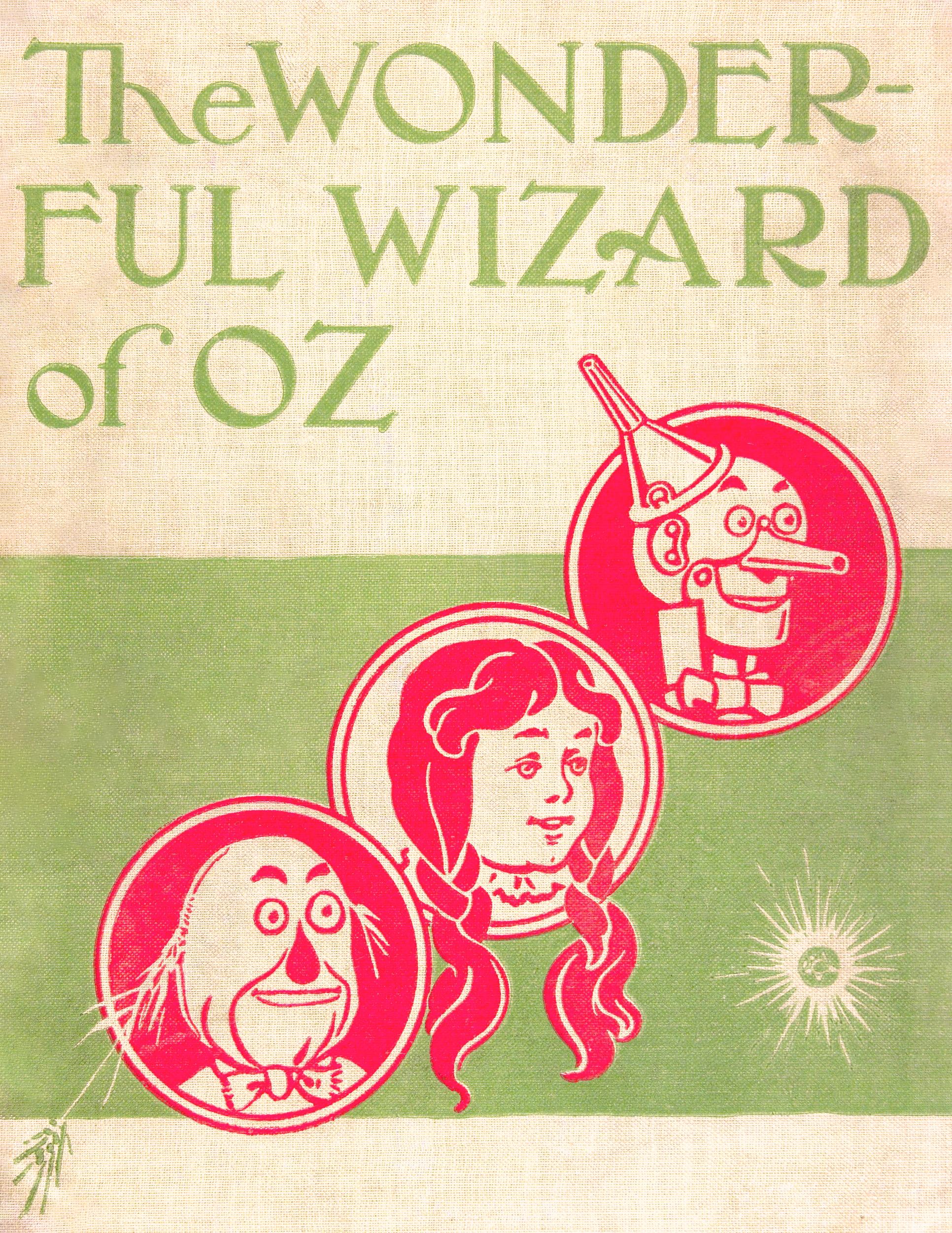 Denslow Wizard Of Oz Poster 17 Winged Monkeys Carry Dorothy Back To Oz W W