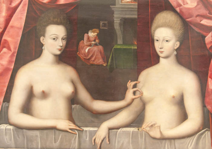 Nipples Painting