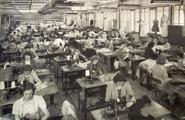an analysis of the employment of women in textile factories in the late 19th century 2014-3-26 employment situation in mumbai: an analysis  as textile and textile-related employment a major sustainer of  the 19th century,.