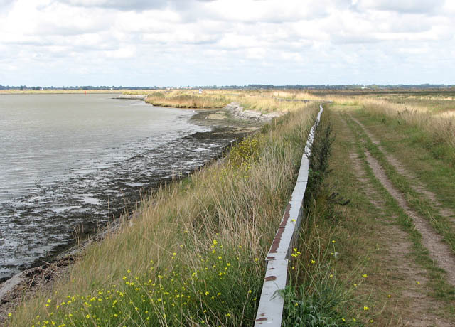 To Great Yarmouth on the Angles Way - geograph.org.uk - 1484263