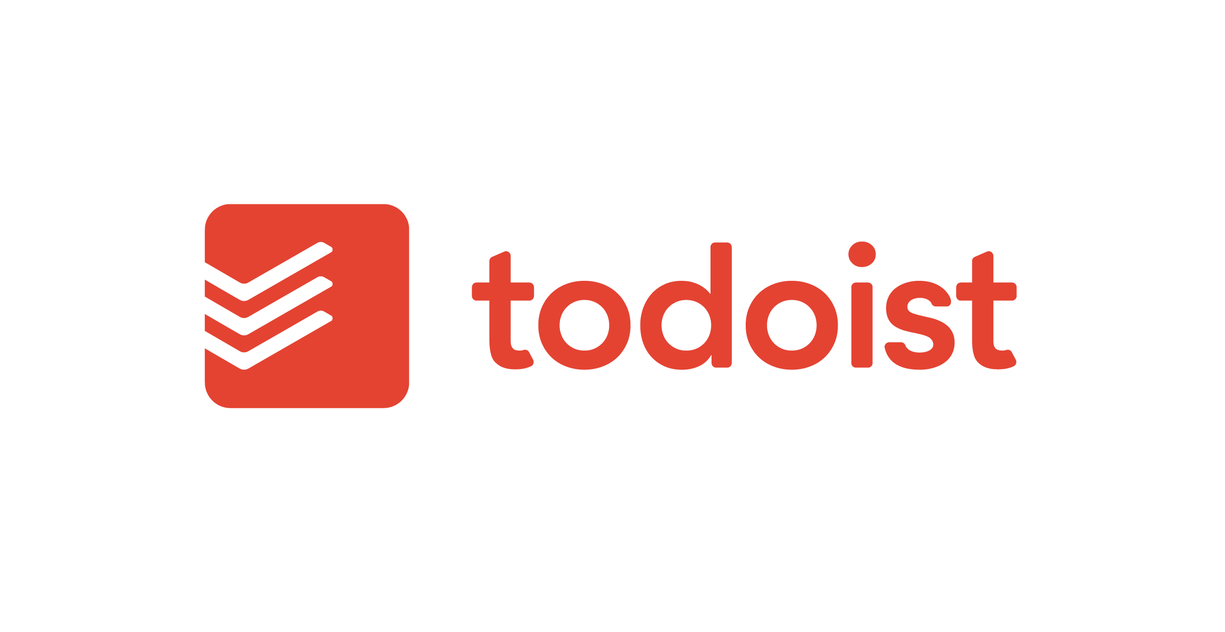 Image of the Todoist logo