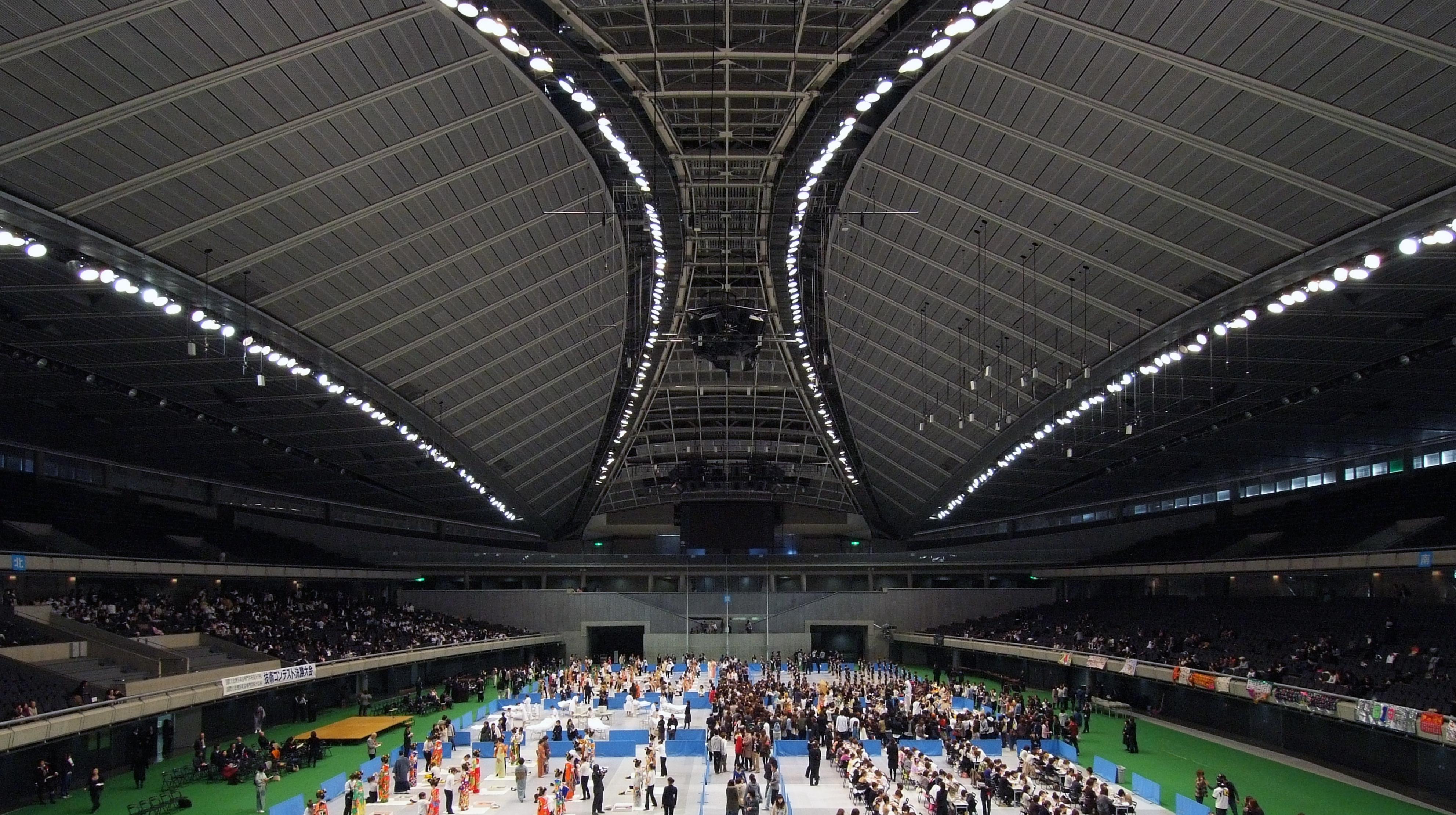 File Tokyo Metropolitan Gymnasium Wikimedia Commons