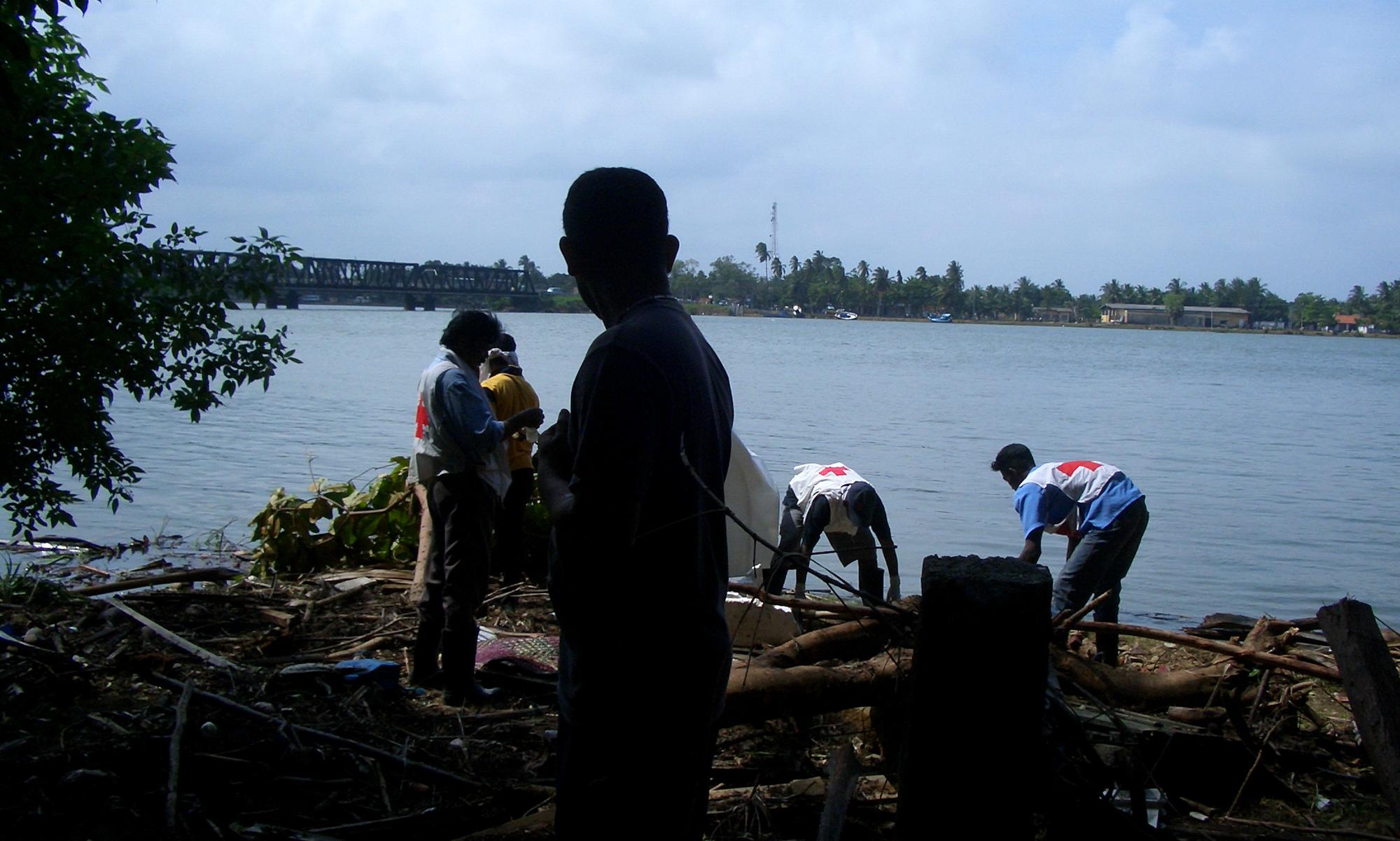 Effect Of The 2004 Indian Ocean Earthquake On Sri Lanka Wikipedia