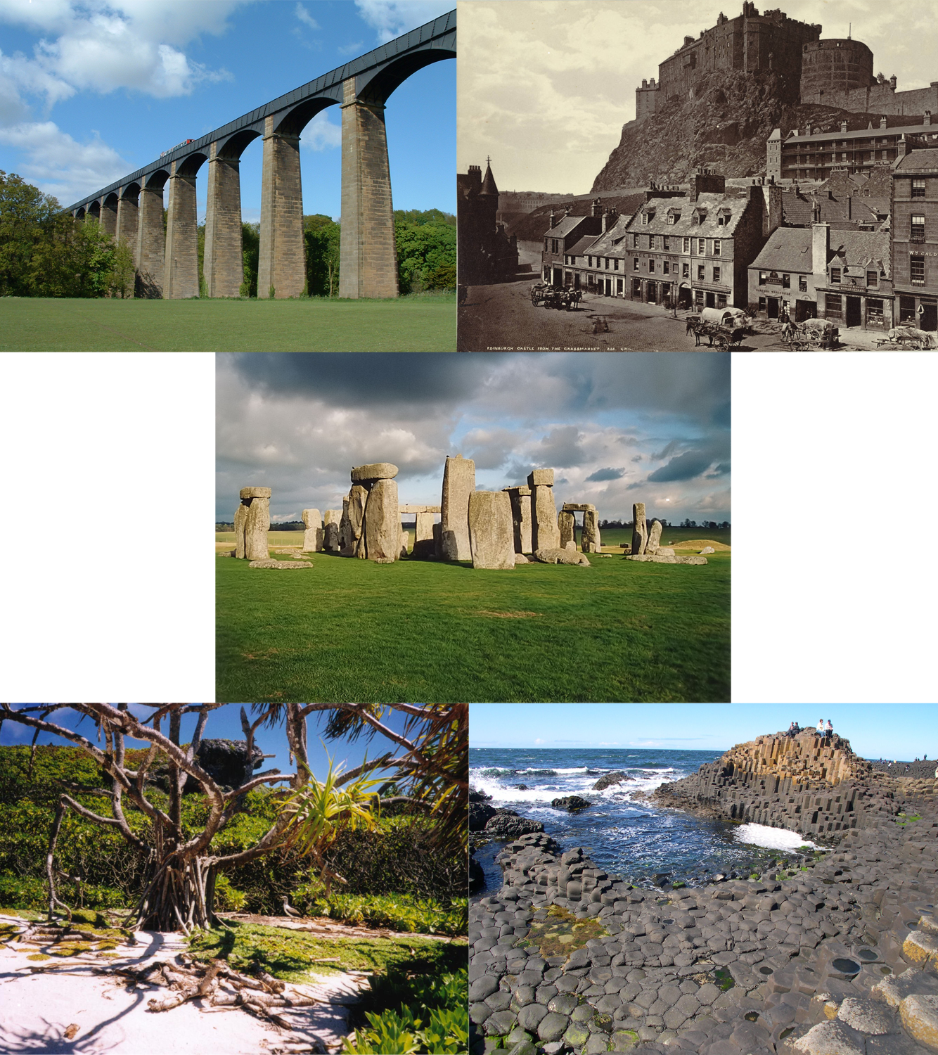 File:UK World Heritage Sites collage1.png - Wikimedia Commons