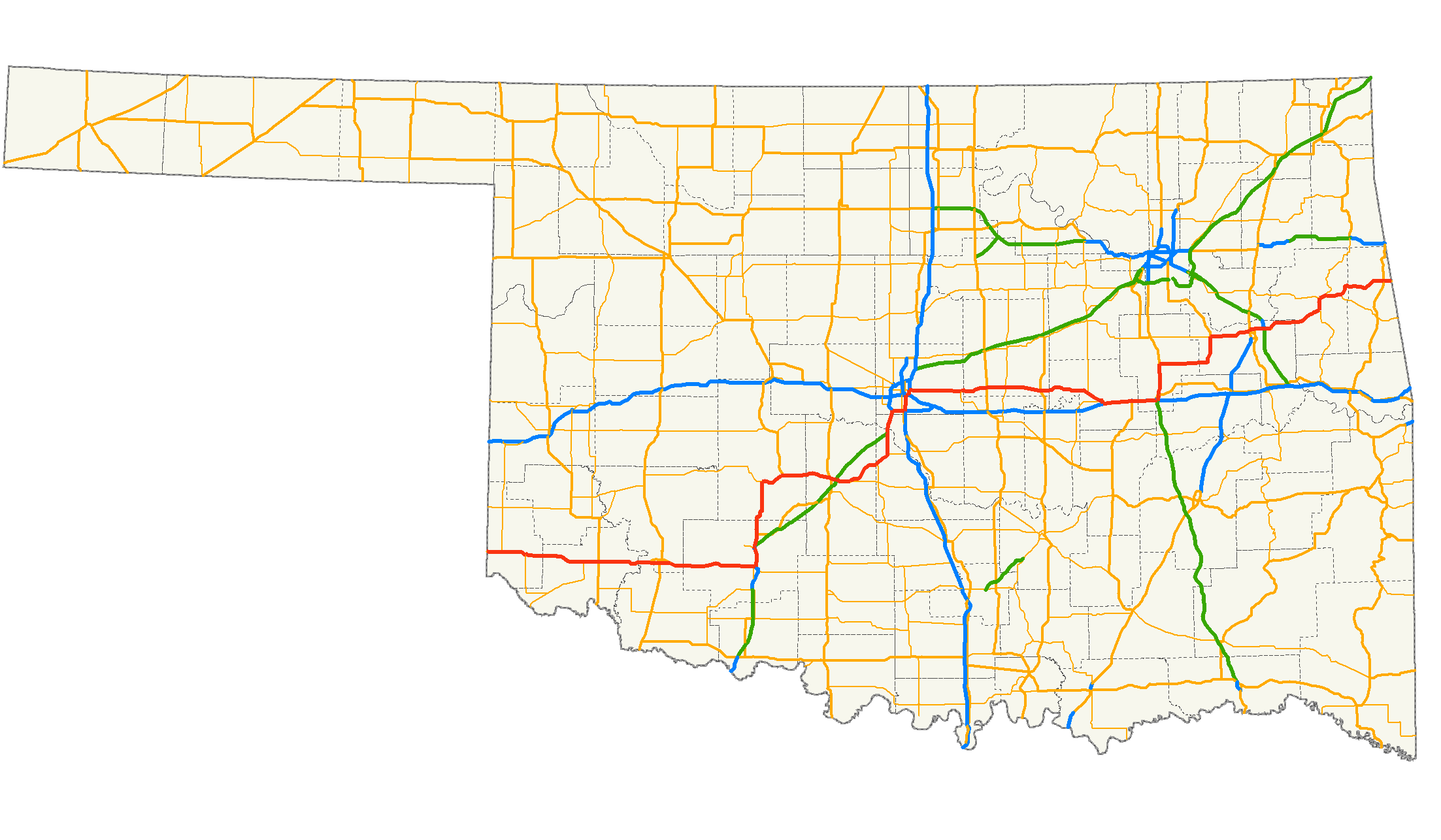 FileUS Oklahoma Mappng Wikimedia Commons - Oklahoma in us map