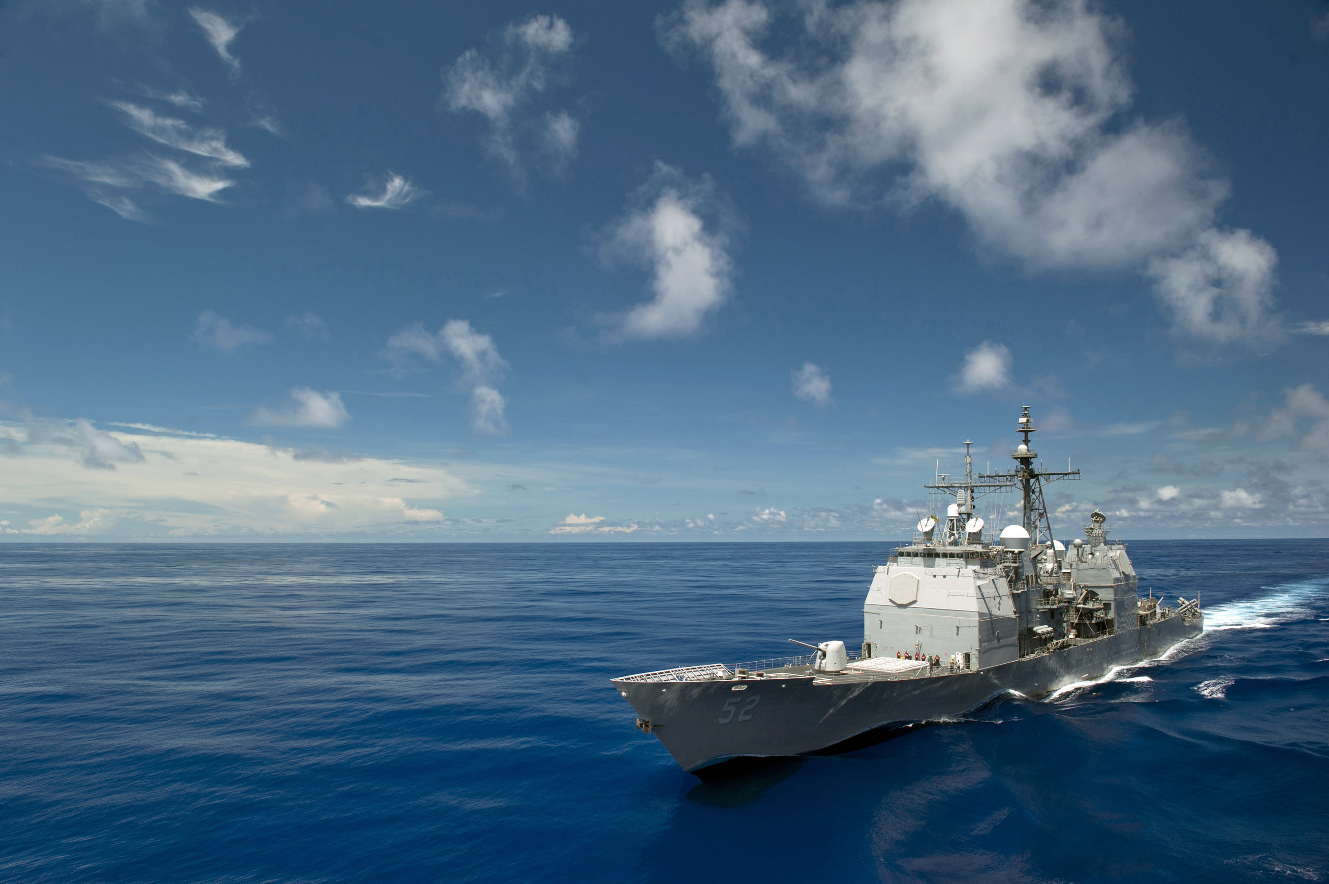 File Us Navy 110529 N Dr144 513 The Ticonderoga Class