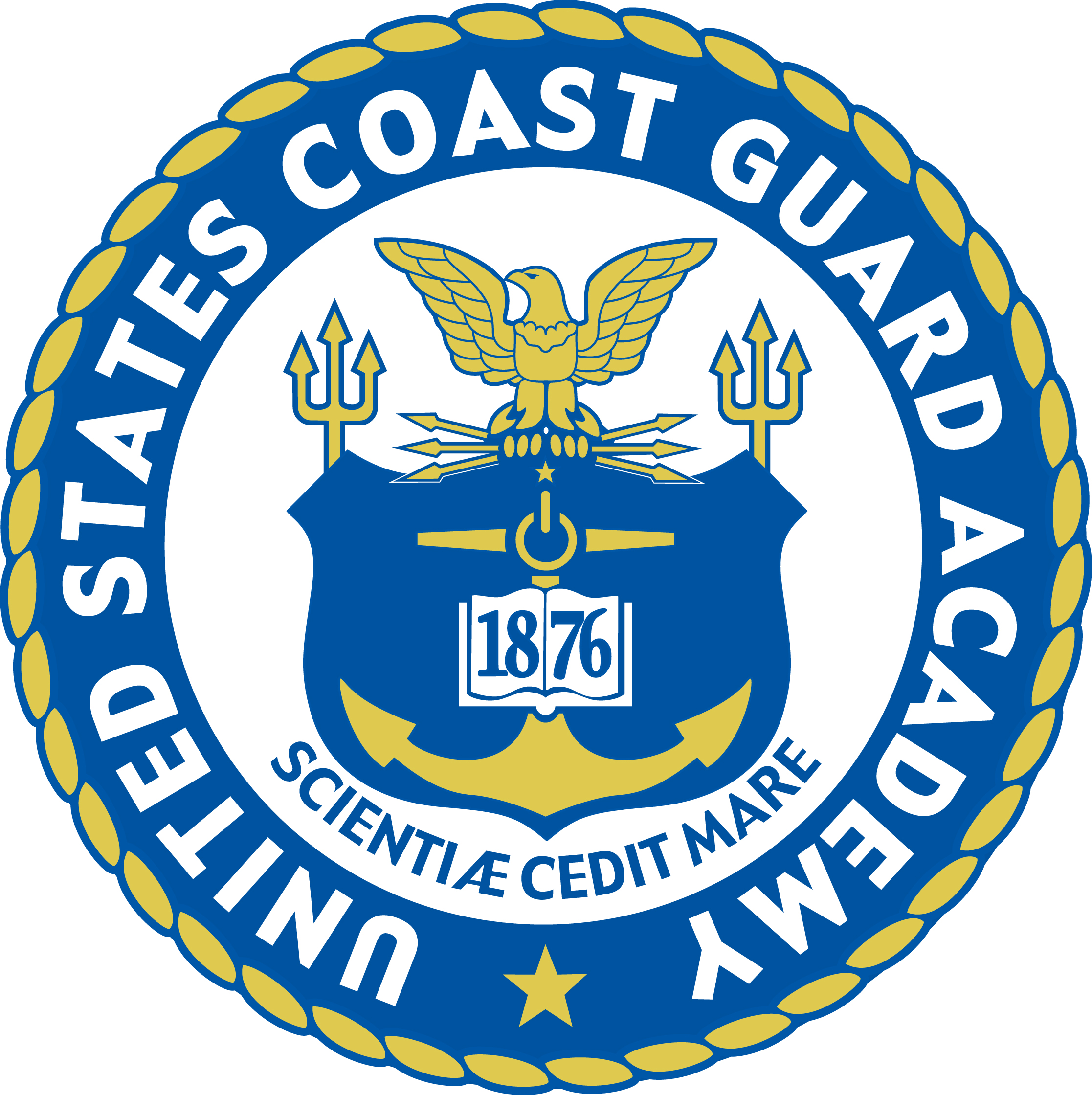 Description united states coast guard academy seal