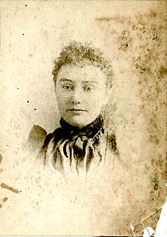 Urilla Sutherland, who married Earp on January 10, 1870.