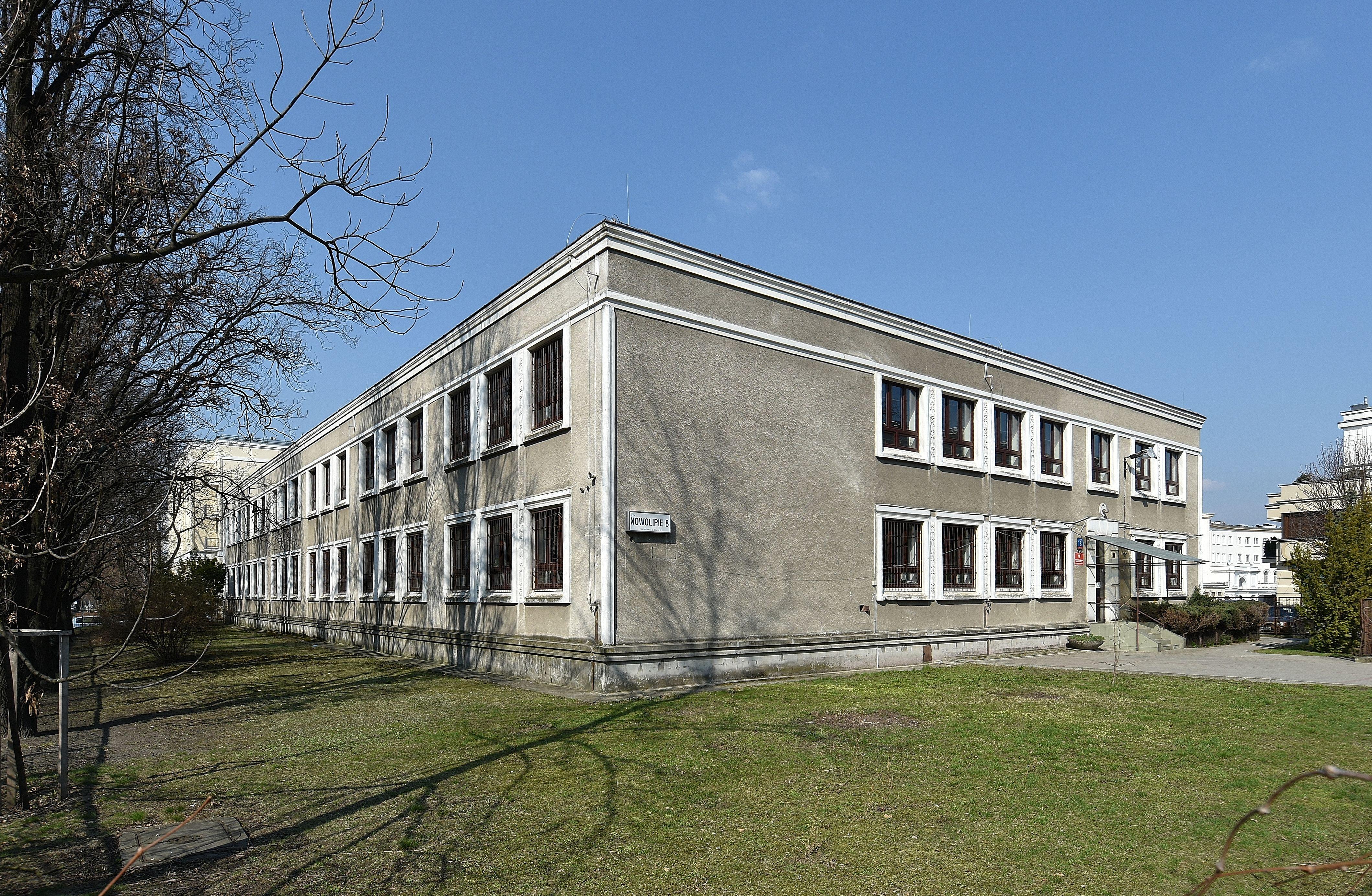V Liceum Ogólnokształcące im. Księcia Józefa Poniatowskiego w Warszawie