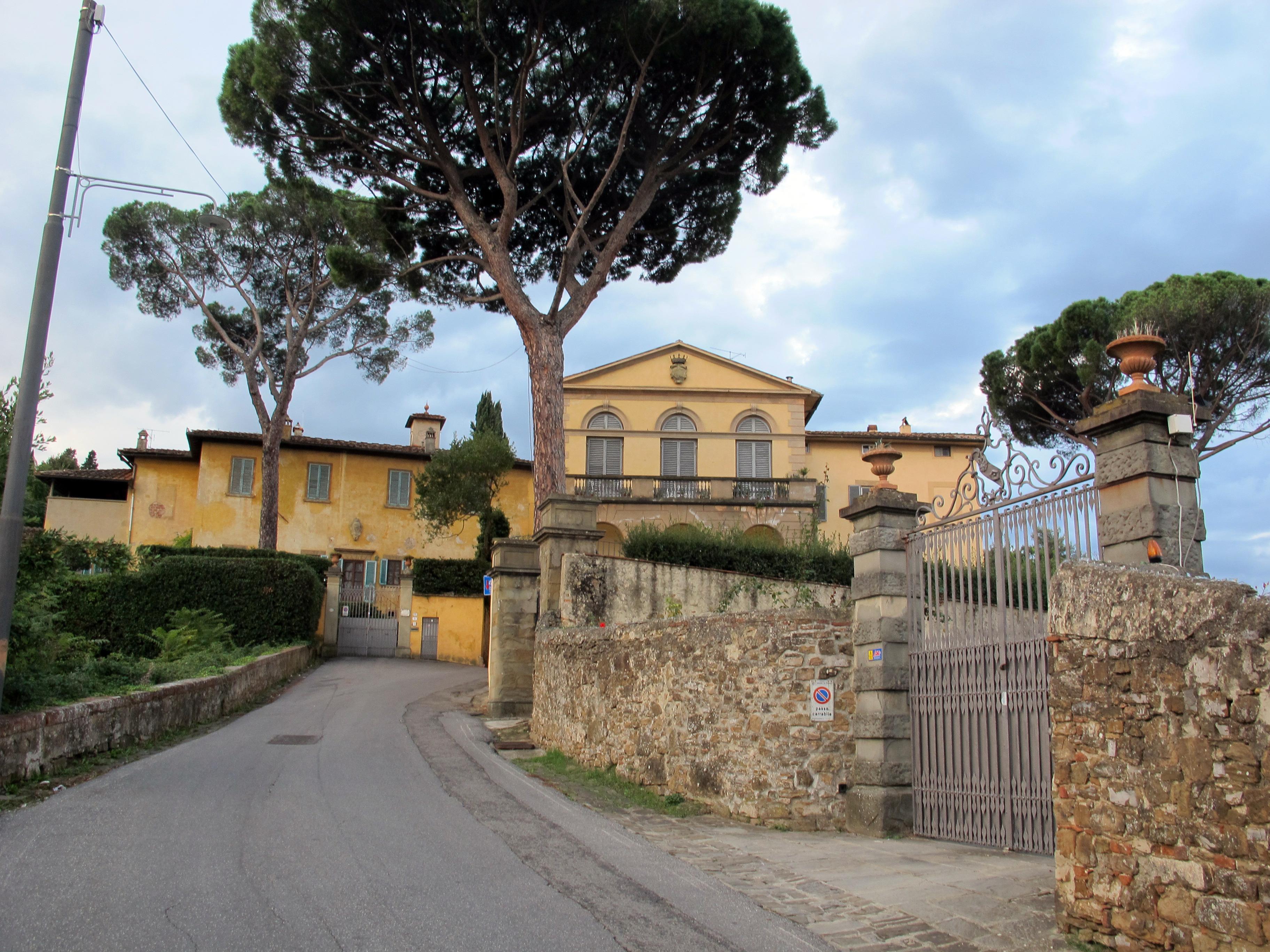 Villa Di Bellosguardo Firenze
