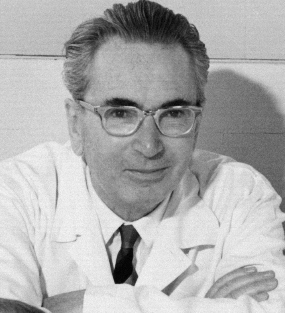 Viktor Frankl by Prof. Dr. Franz Vesely, CC BY-SA 3.0 de, https://commons.wikimedia.org/w/index.php?curid=15153593