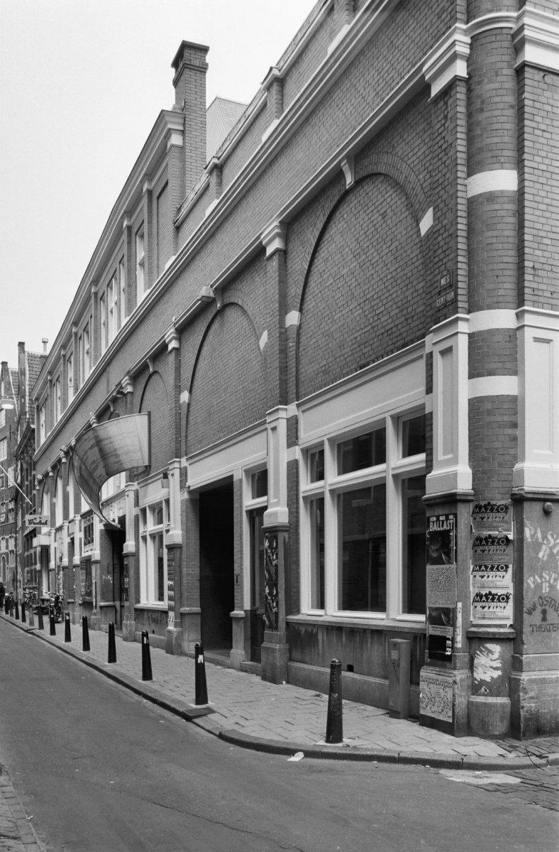Voorgevel Veilinggebouw Frascati 1902 - Amsterdam - 20019551 - RCE.jpg