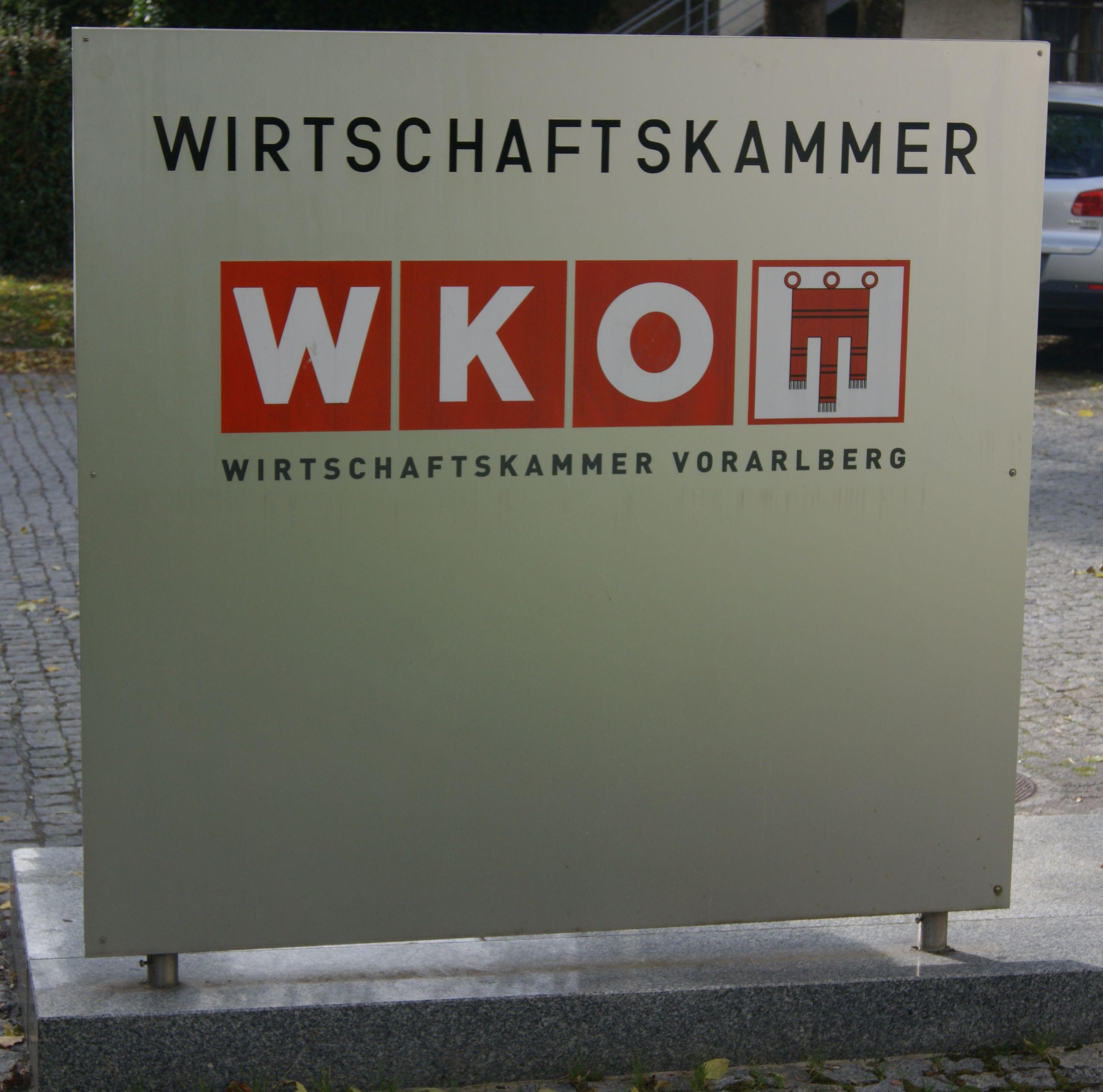Wirtschaftskammer Vorarlberg Wikipedia