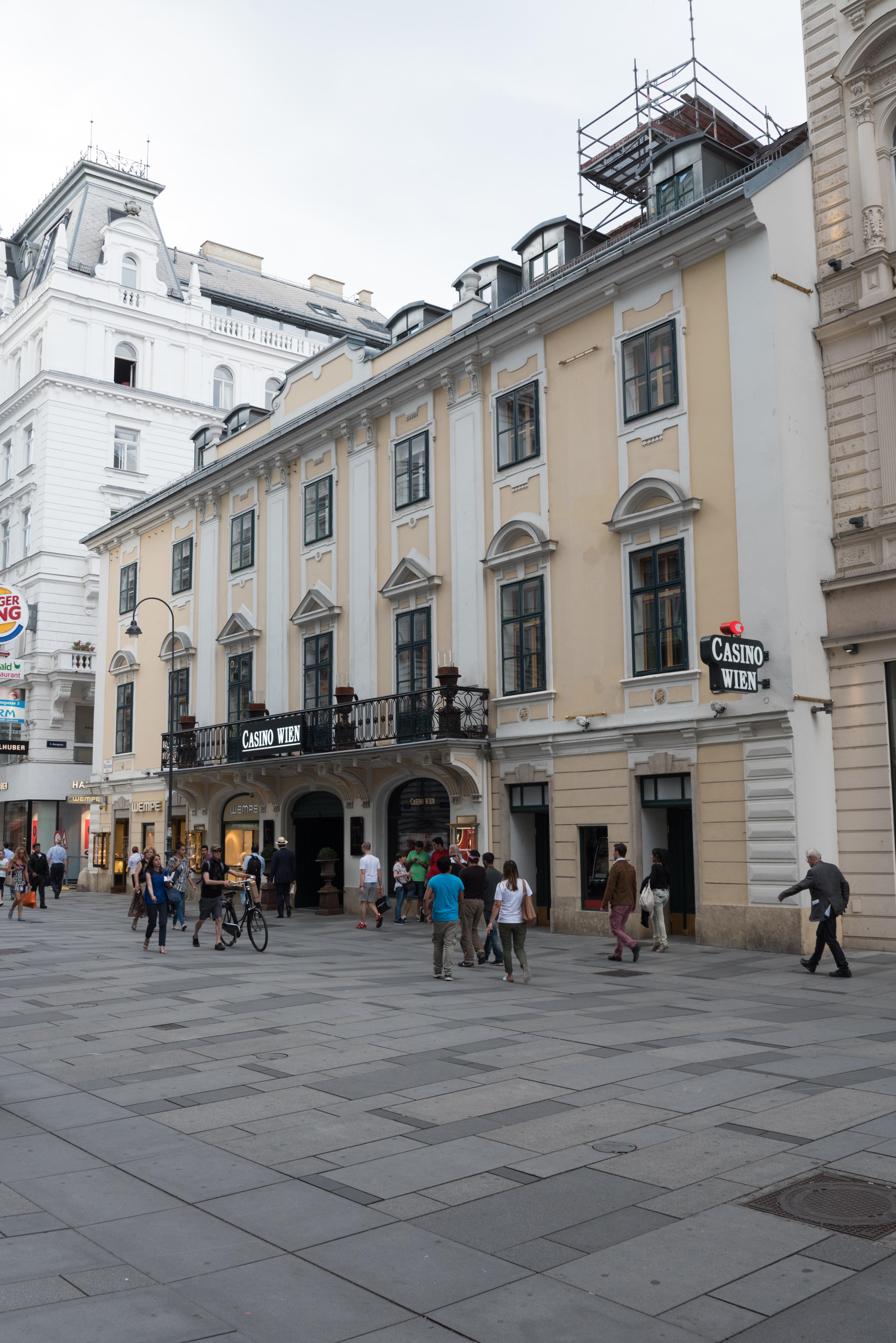 Casinos Austria Aktiengesellschaft in Linz
