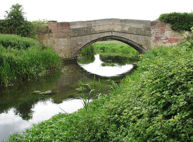 Wiveton Bridge - geograph.org.uk - 841511
