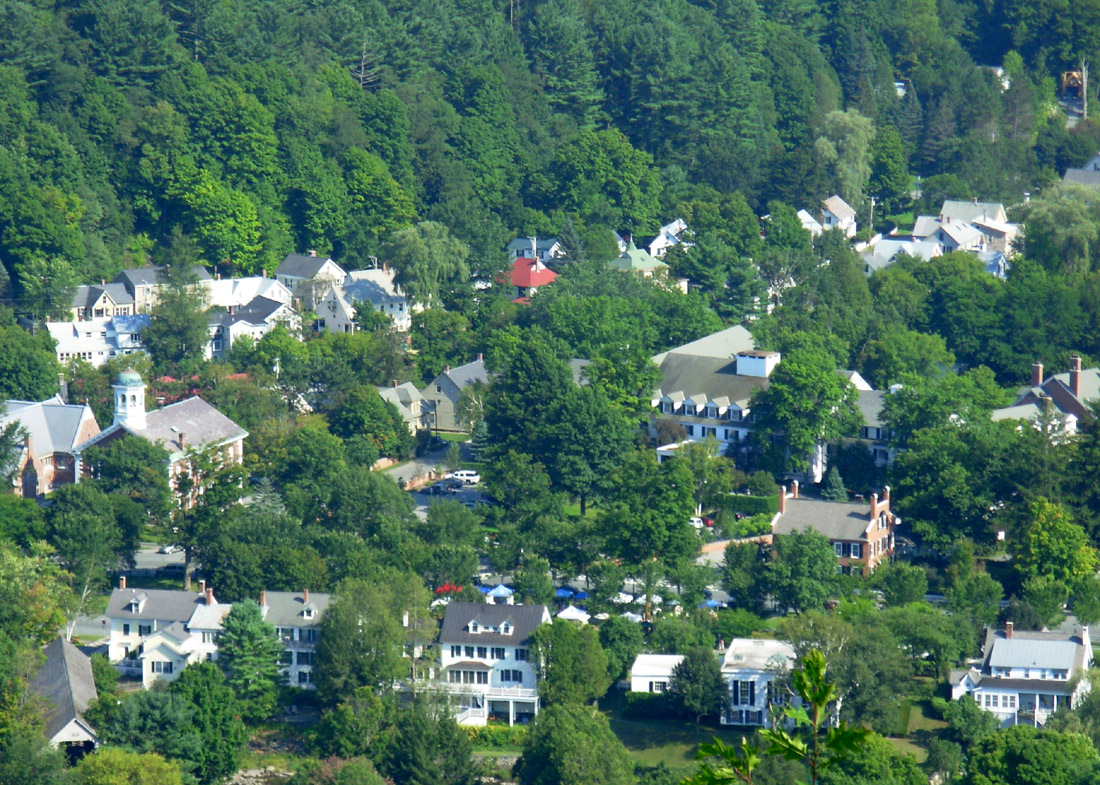 woodstock In addition to it's famous music festivals, woodstock ny has unique shops, galleries, fine dining and many outdoor activities including excellent hiking.
