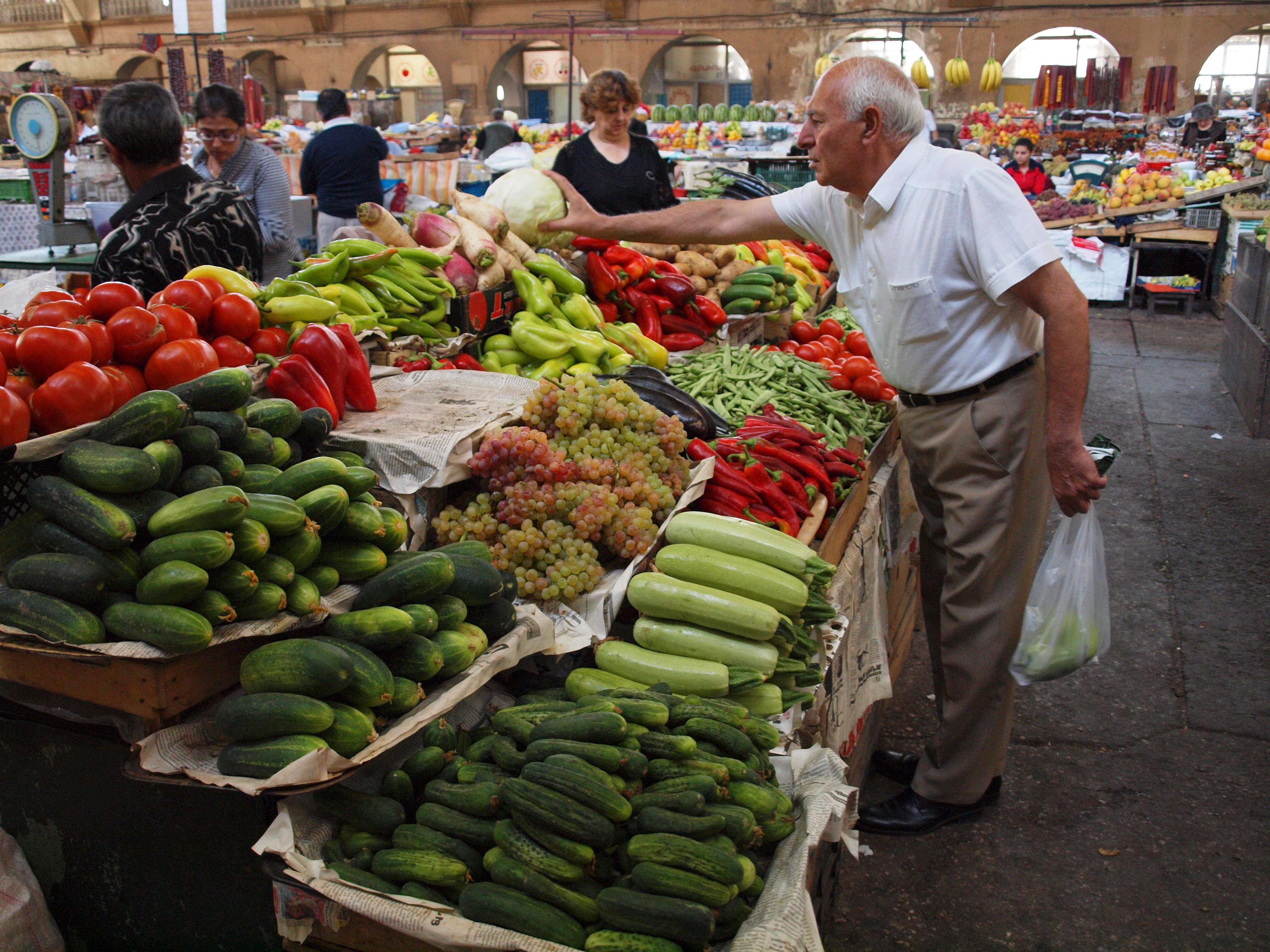Top Food Markets In Paris